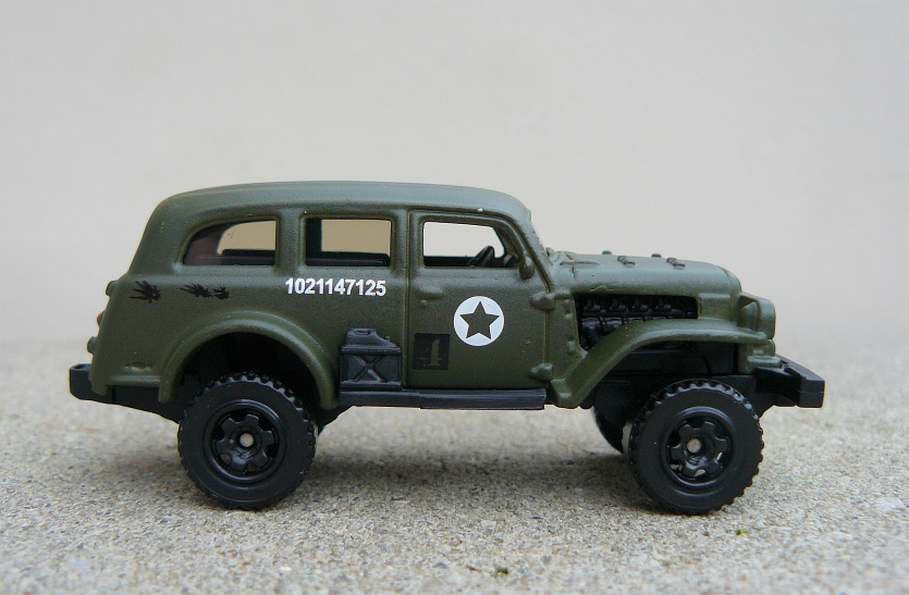 Matchbox Jungle Crawler.