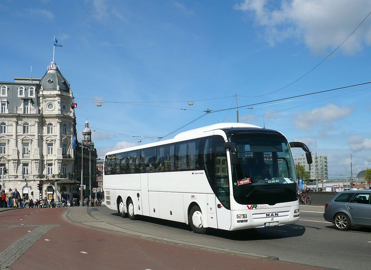 Coach Tours From Amsterdam