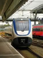 Elektrisch/187113/slt-gleis-1-rotterdam-centraal-station-05-10-2011 SLT-^Gleis 1 Rotterdam Centraal Station 05-10-2011.