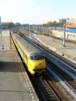 was-es-bald-nicht-mehr-gibt/37694/plan-v-mat-64-faehrt-ein Plan V Mat '64 fährt ein in Rotterdam CS am 28-10-2009.