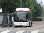 HTMbuzz Bus 1058 MAN Lion's City Baujahr 2009.