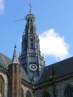Haarlem und Umgebung/8637/sint-bavo-kirche-10-08-2008 Sint Bavo Kirche 10-08-2008.