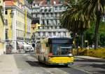Uberige Lander/95466/man-bus-carris-fahrzeug-nummer-2425 MAN Bus Carris Fahrzeug Nummer 2425. Campo das Cebolas Lissabon, Portugal 29-08-2010.