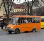 lkw-pkw-und-bus/10661/baz-brjansky-avtomobilny-zavod-2215-bus BAZ (Brjansky Avtomobilny Zavod) 2215 Bus in Lviv 24-03-2008.
