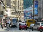 strasenbahn/172827/1101-vul-horodotska-lviv-15-06-2011 1101 Vul. Horodots'ka Lviv 15-06-2011.