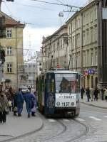 strasenbahn/21268/fahrzeug-1137-fotografiert-am-30-05-2009 Fahrzeug 1137 fotografiert am 30-05-2009.